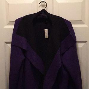 Talbots Merino wool sweater, NWT